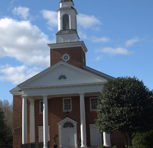 Pocahontas Bassett Baptist Church